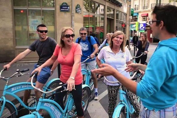 Hidden Paris Bike Tour