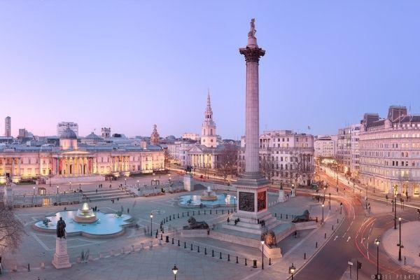 Secret London Walking Tour from Trafalgar Square